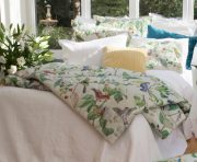 MM Linen Aviary Comforter with Anjou Bedspread available at McKenzie & Willis