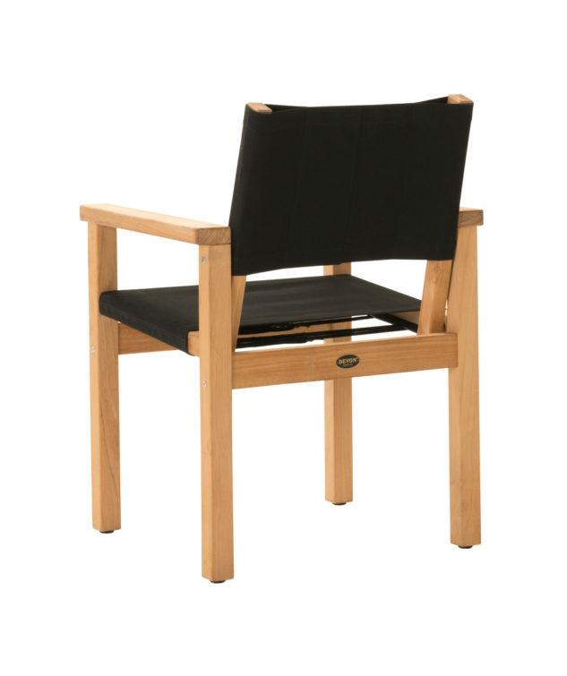 Blake Chair Clear Cut Black 633x755