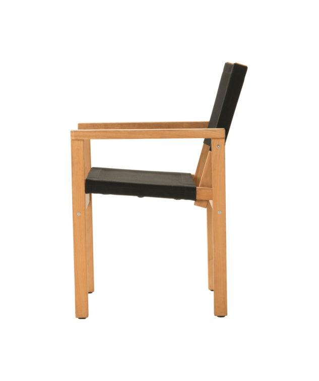Blake Chair Clear Cut Black Side 633x755