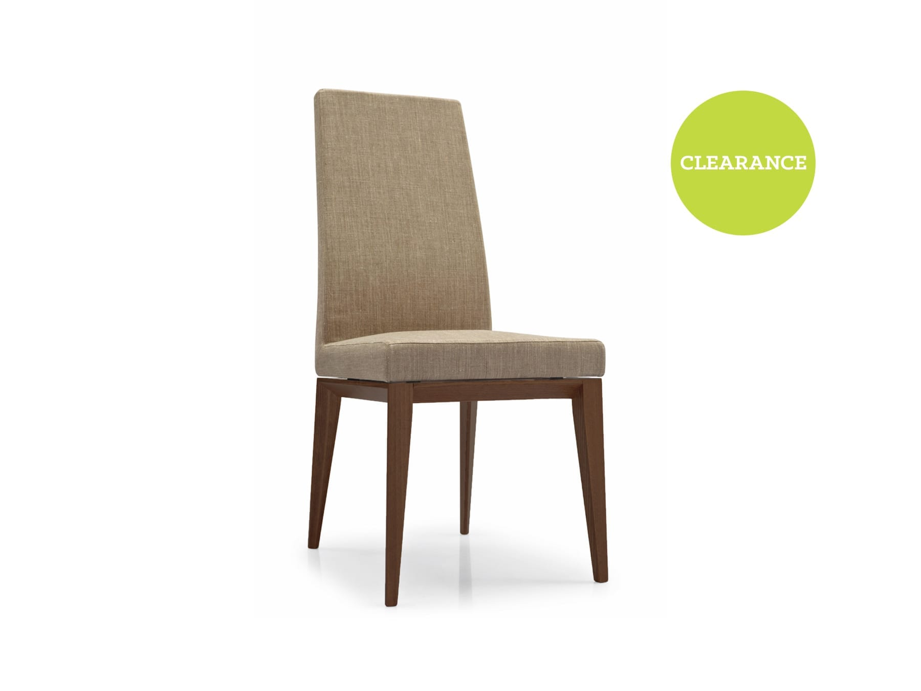 Calligaris Bess Dining Chair in Brighton Cord available at McKenzie & Willis