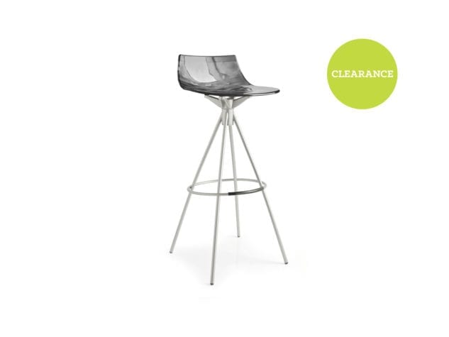 Connubia Ice Barstool in Smoke