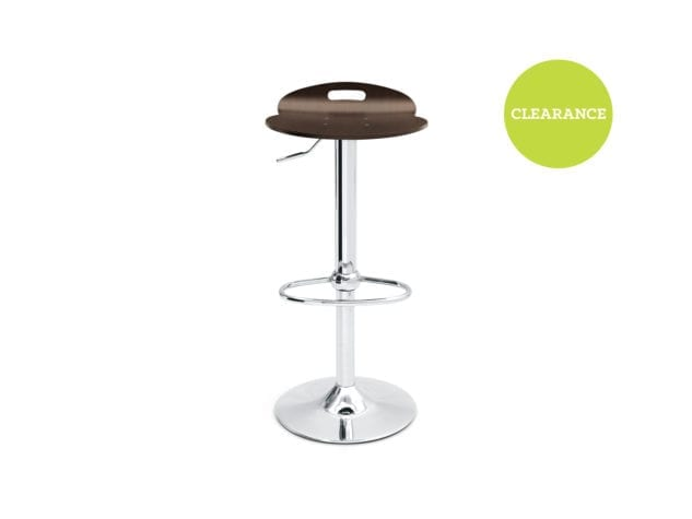Connubia Rock Barstool in Wenge