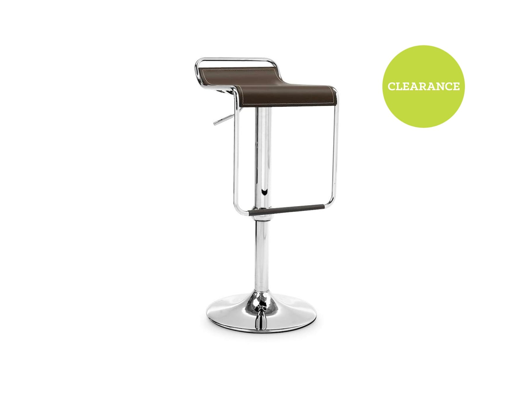 Connubia Superstar Barstool in Coffee