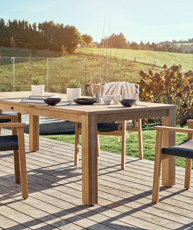 Devon Couper Outdoor Dining Table