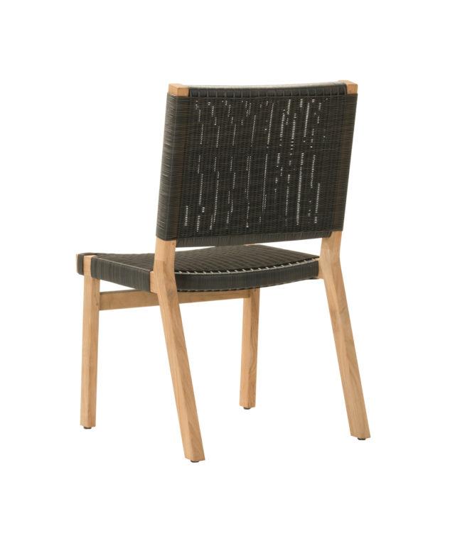 Devon Jackson Dining Chair Black Clear Cut 2 633x755
