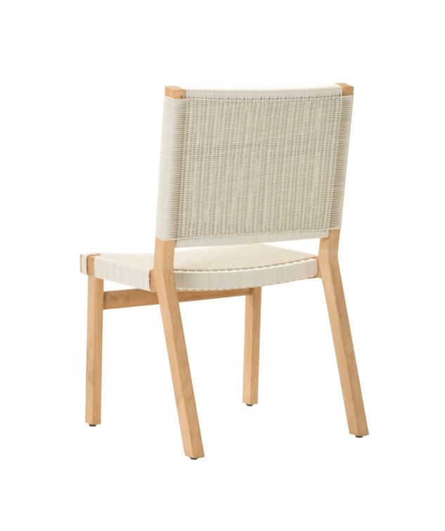 Devon Jackson Dining Chair White Clear Cut 2 633x755