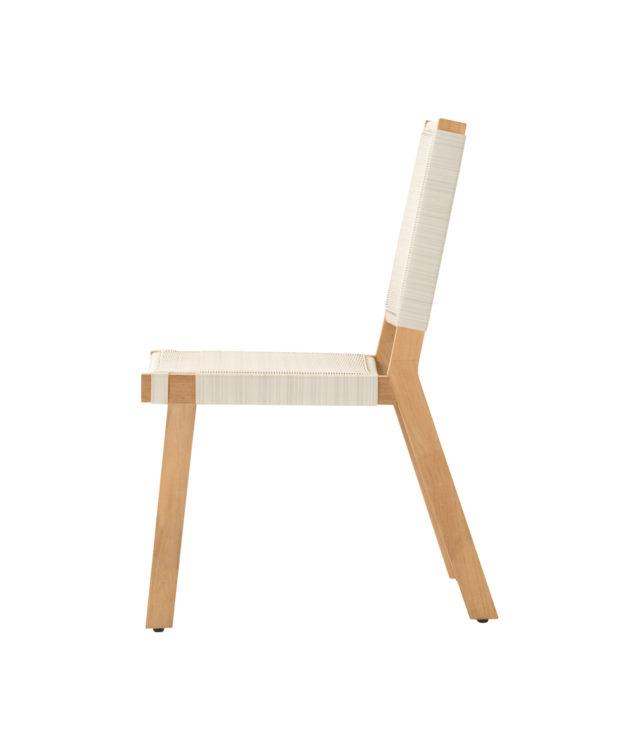 Devon Jackson Dining Chair White Clear Cut 3 633x755