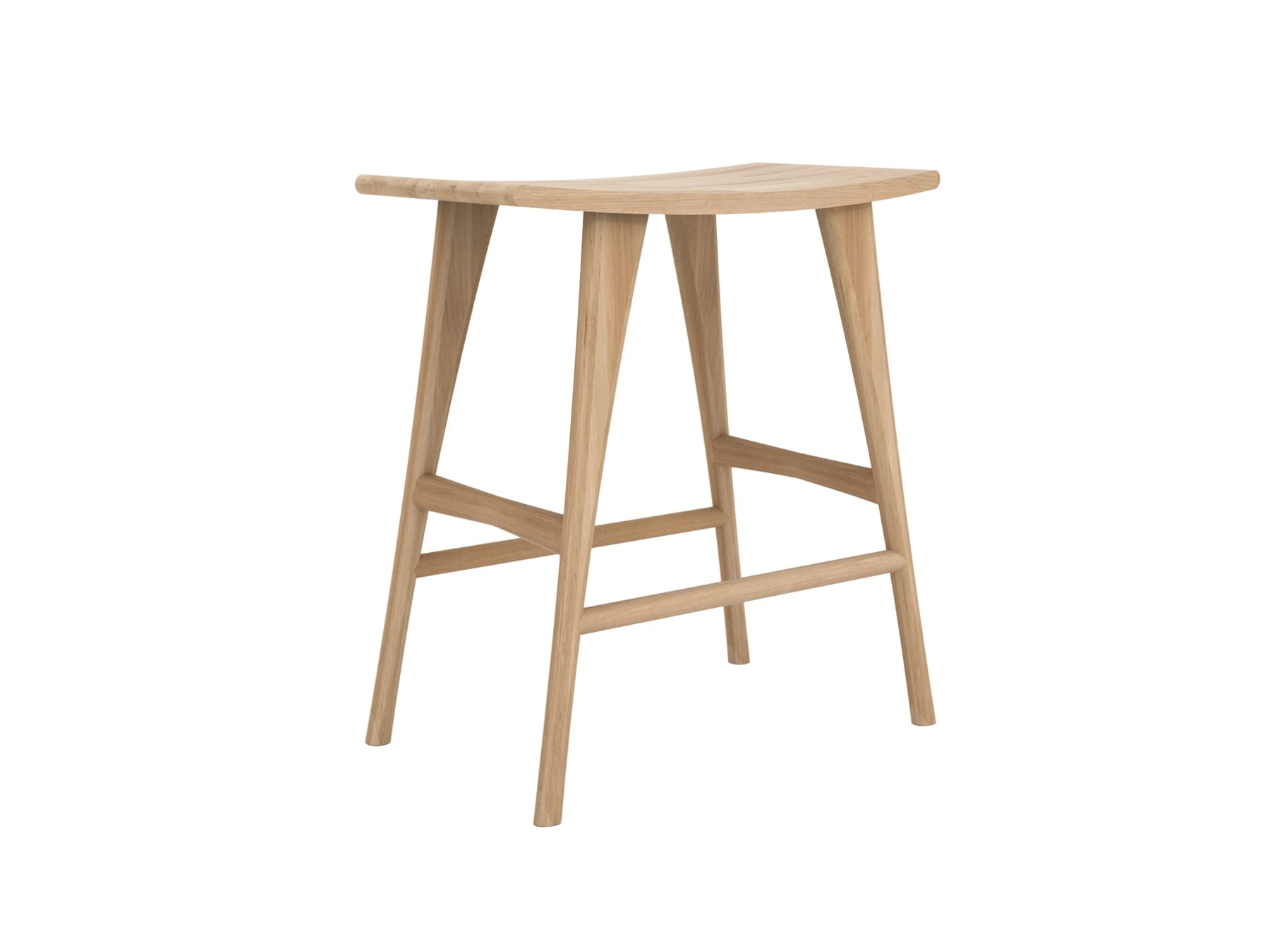 Ethnicraft Osso Barstool available at McKenzie & Willis