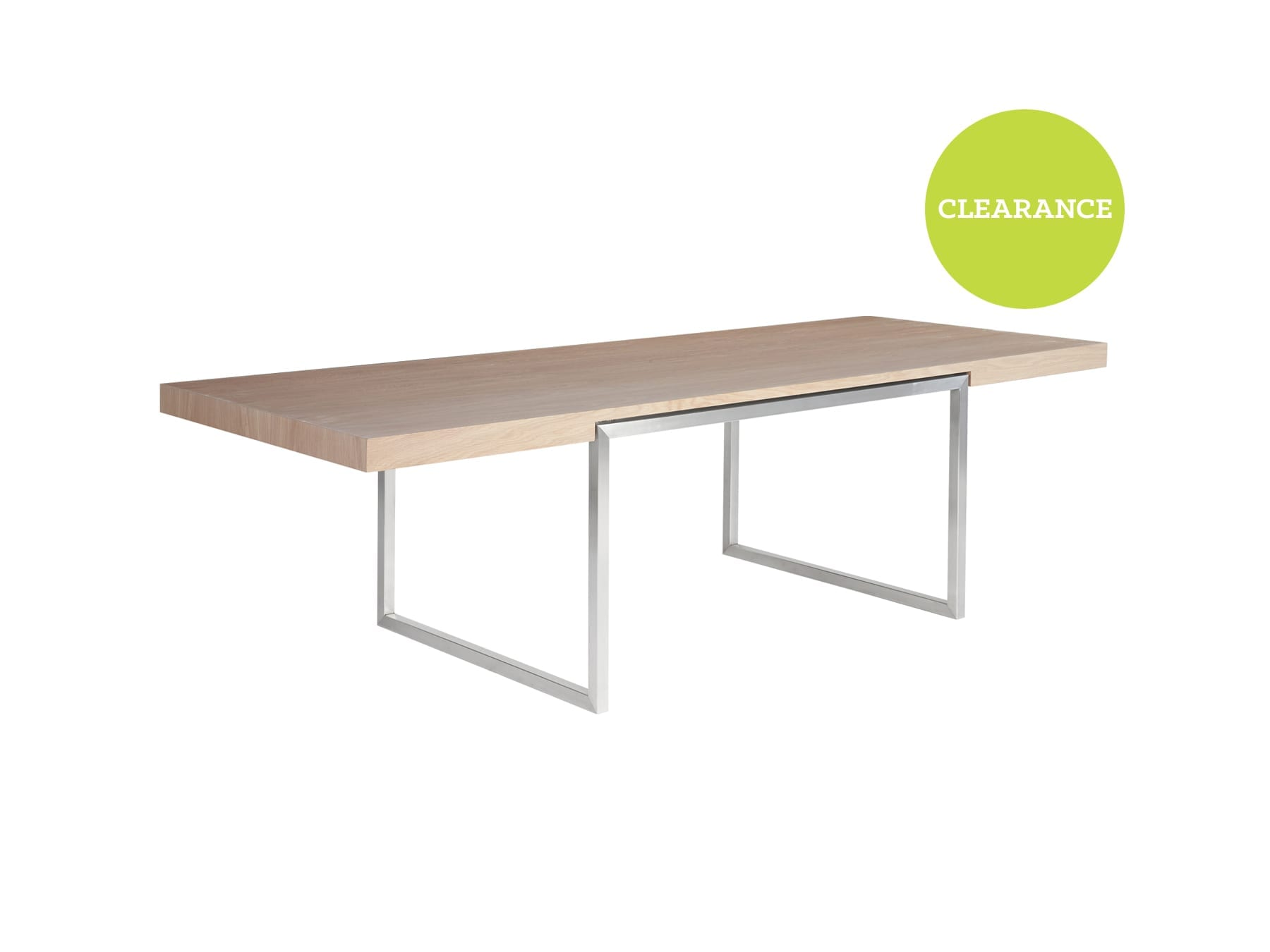 Evo Dimarco Dining Table #2 - floor model