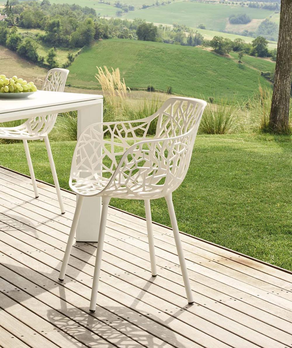 Fast Forest Outdoor Armchair | McKenzie & Willis