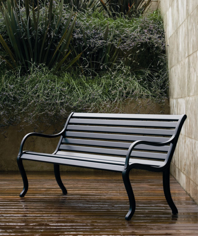 Fast Oasi Bench 3 Seater 633x755