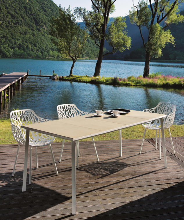 Fast Tile Table Forest Armchair 633x755