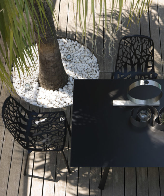 Forest Dining Chair Black 633x755