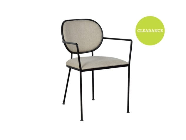 Global Design Rosetti Dining Chair in Linen