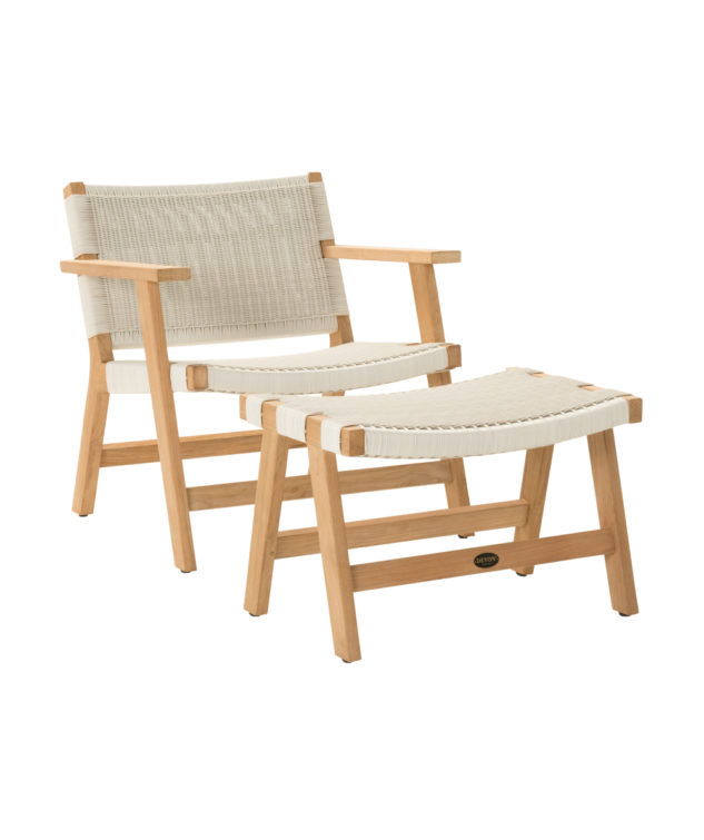 Jackson Easy Chair Clear Cut White 2 633x755