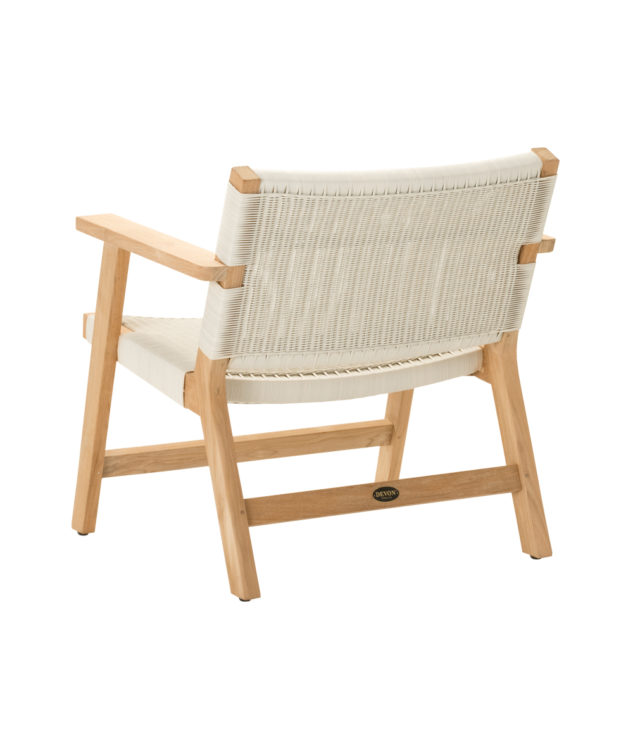 Jackson Easy Chair Clear Cut White 3 633x755