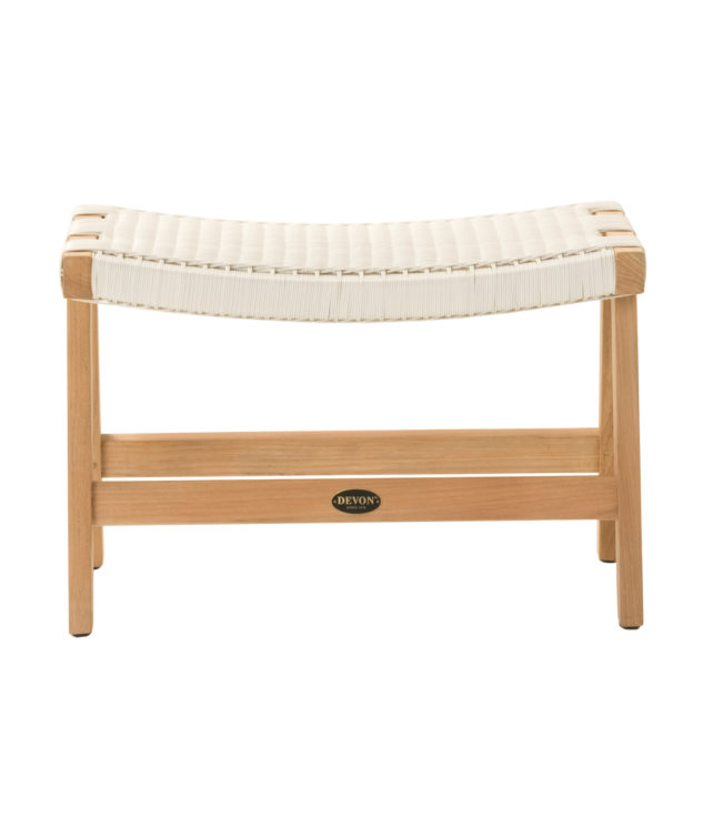 Jackson Easy Footstool Clear Cut White 2 633x755