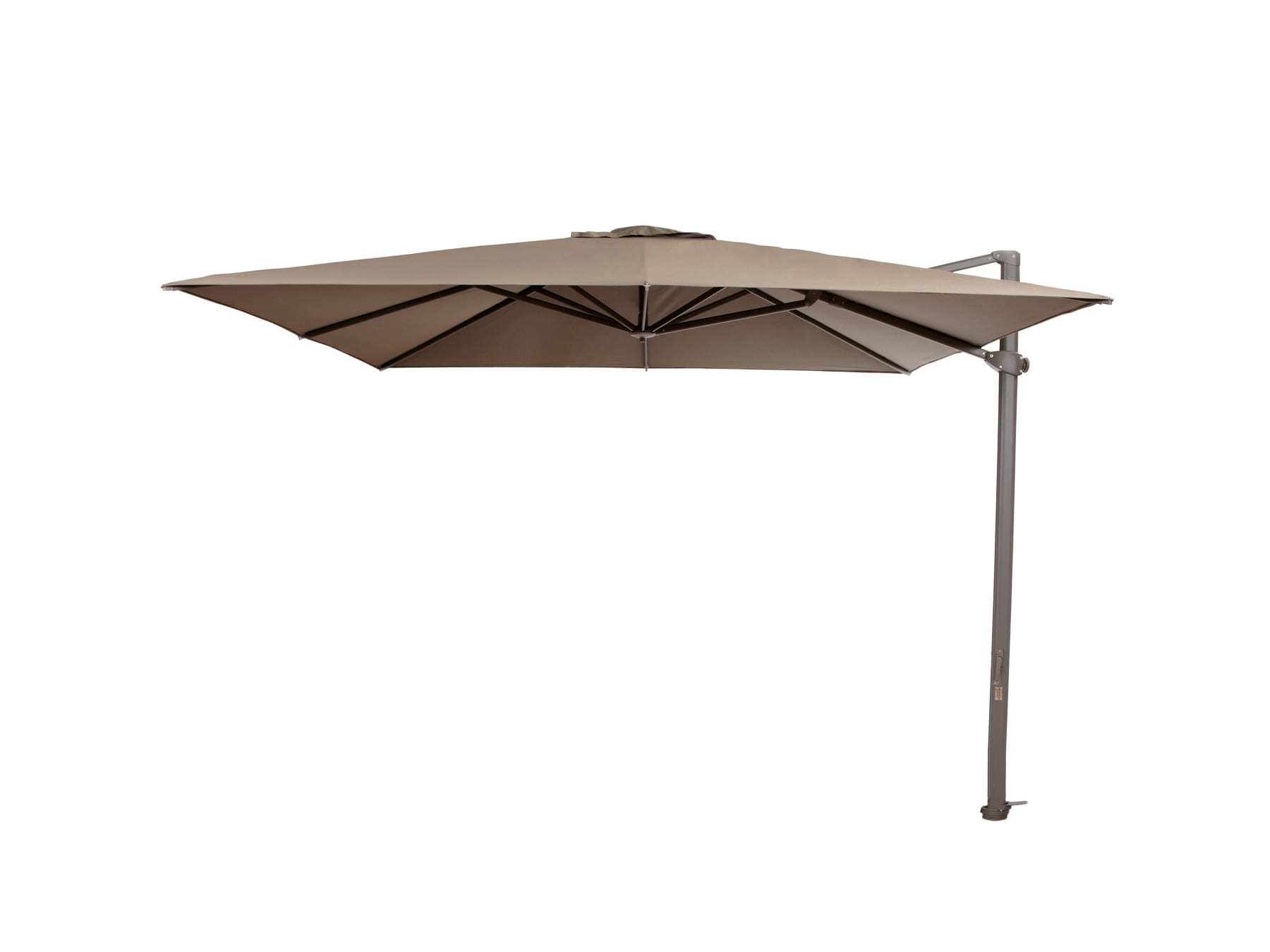 Jardinico Aruba Umbrella available at McKenzie & Willis