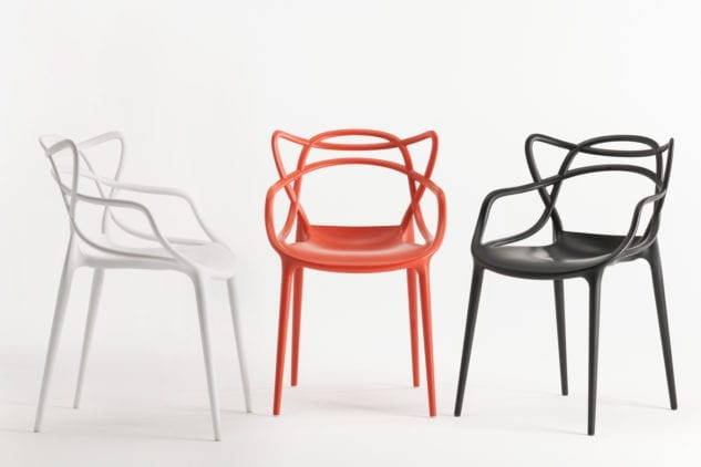 Kartell Masters Chair available at McKenzie & Willis