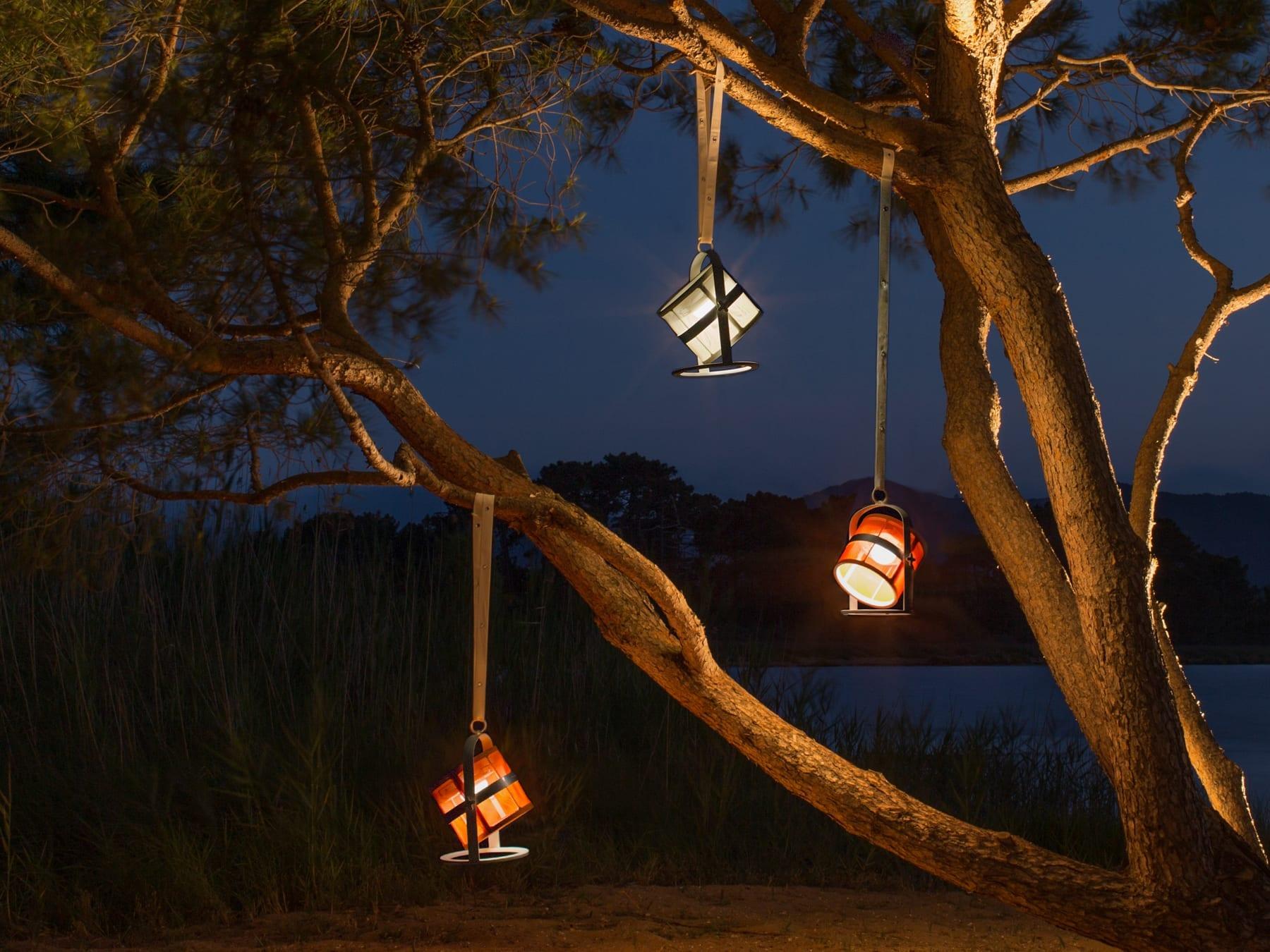 Maiori Petite Solar Lamp available at McKenzie & Willis