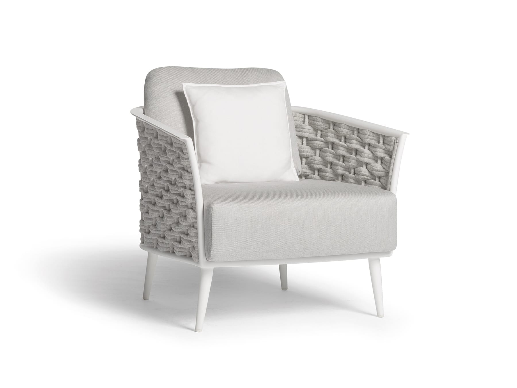 Manutti Cascade Armchair available at McKenzie & Willis