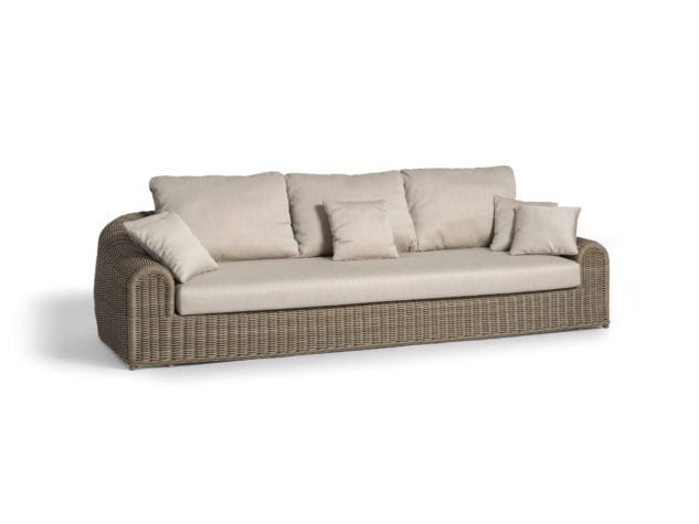 Manutti River 3 Seater Sofa