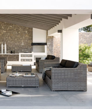 Manutti San Diego Outdoor Coffee Table
