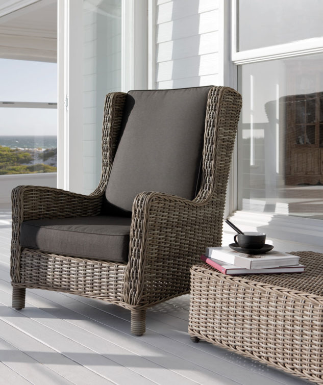 Manutti San Diego Outdoor Wing Armchair