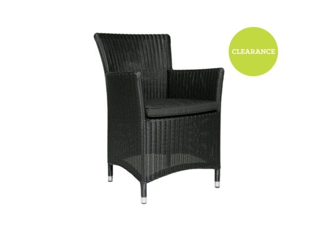 Portico Emeline Dining Chair in Black