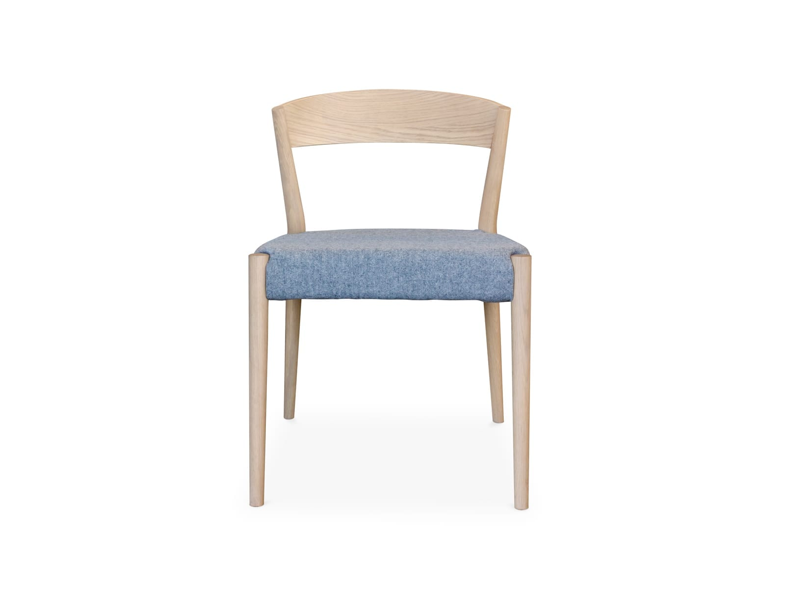 Sketch Rondo Dining Chair in Grey
