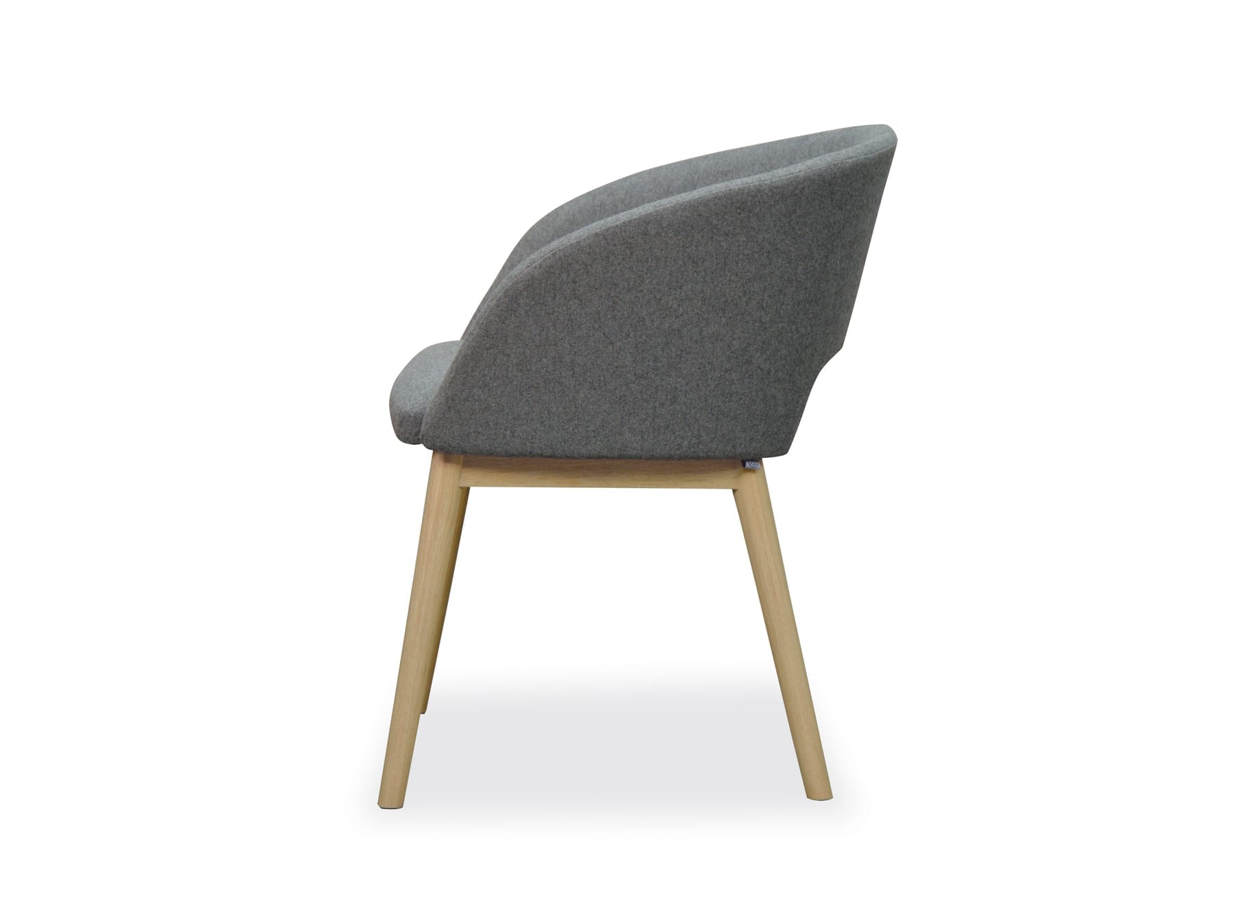 Sketch Roundi Dining Chair available at McKenzie & Willis