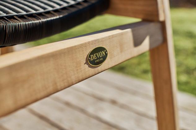 Devon Waipuna Outdoor Dining Chair