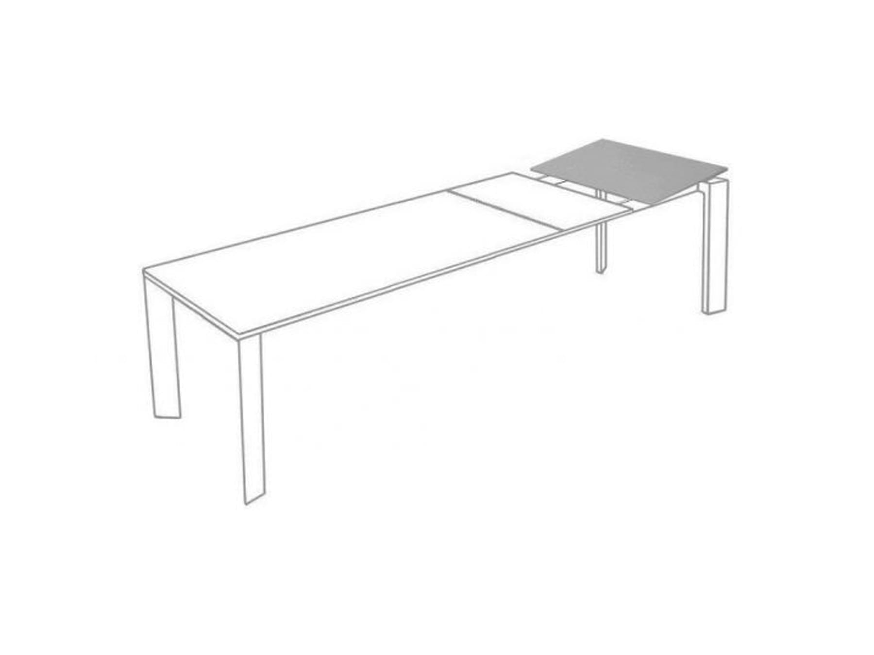 Fast Grande Arche table extension available at McKenzie & Willis