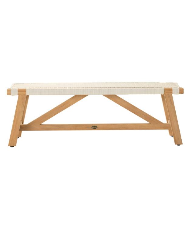 sawyer bench seat White clear cut 2 633x755