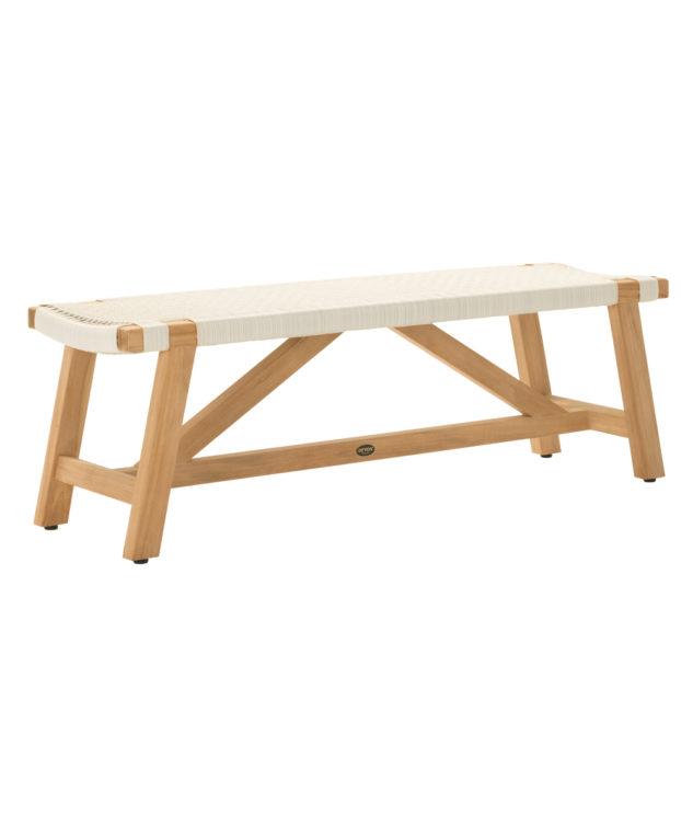 sawyer bench seat White clear cut 633x755