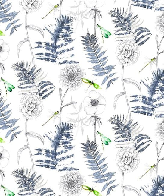 Designers Guild Majolica Fabric Collection Acanthus