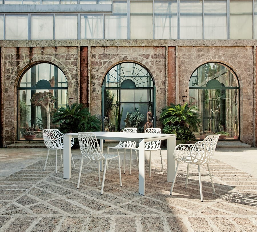 Aluminium Outdoor Furniture available at McKenzie & Willis