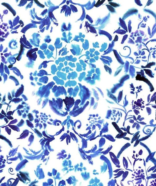 Designers Guild Majolica Fabric Collection Cellini