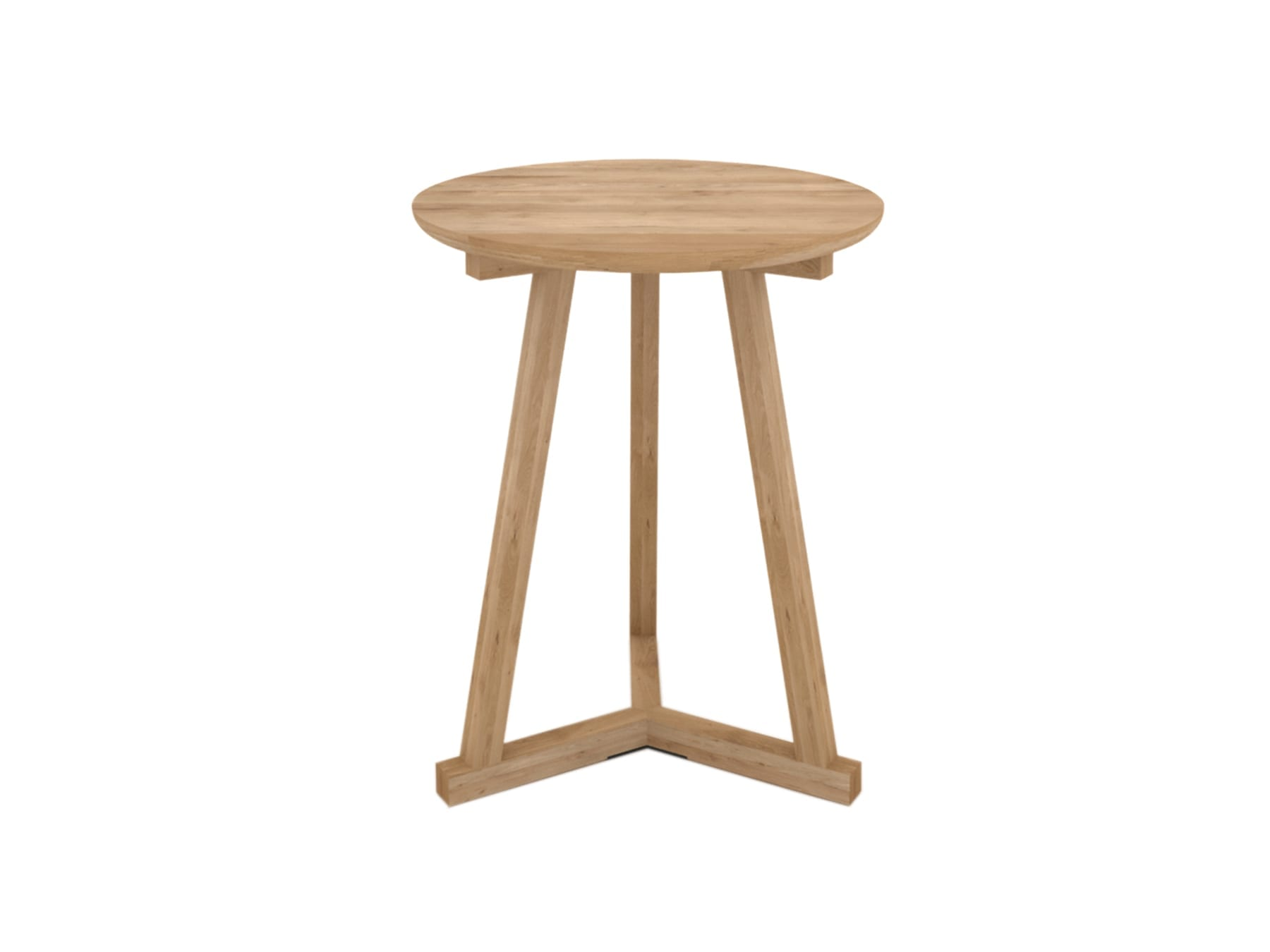 Ethnicraft Tripod Side Table available at McKenzie & Willis