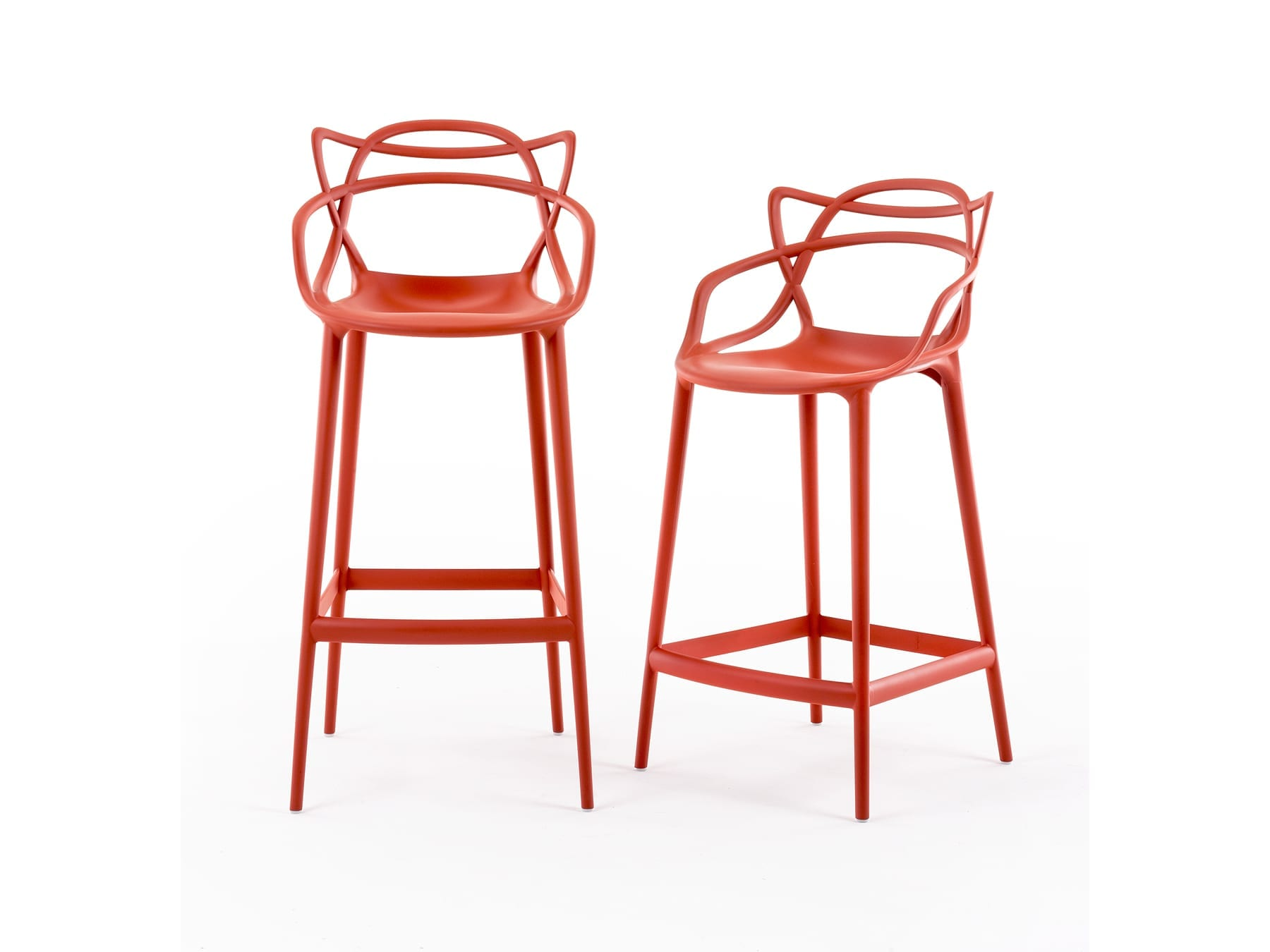 Kartell Masters Barstool available at McKenzie & Willis