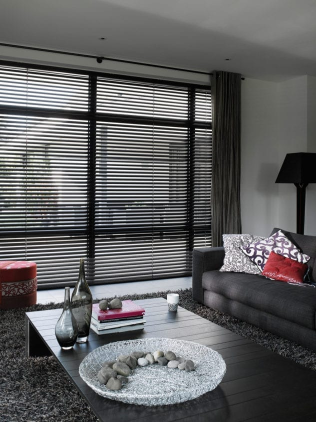 Luxaflex Aluminium Venetians available at McKenzie & Willis