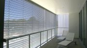 Luxaflex External Venetians available at McKenzie & Willis