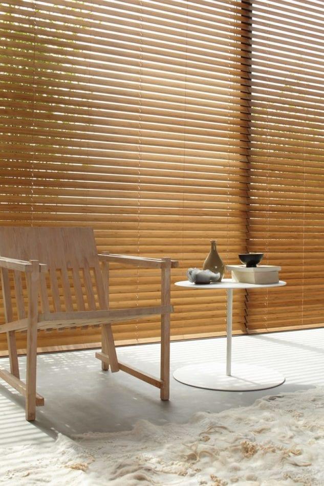 Luxaflex Woodmates available at McKenzie & Willis