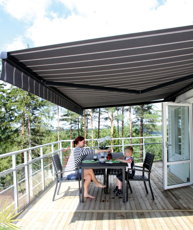 Luxaflex Fabric Awnings