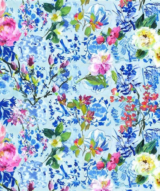Designers Guild Majolica Fabric Collection Majolica