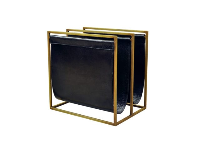 Pure Home Double Magazine Holder