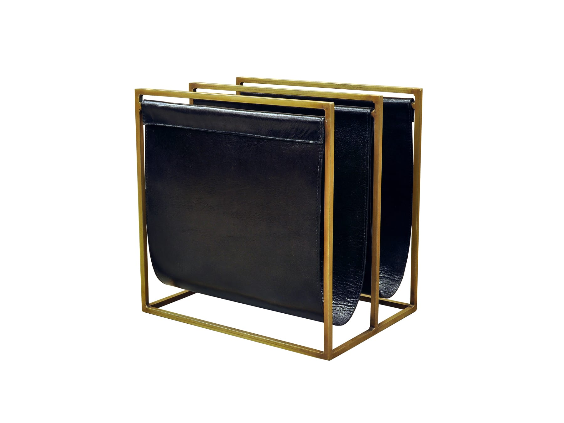 Pure Home Double Magazine Holder available at McKenzie & Willis