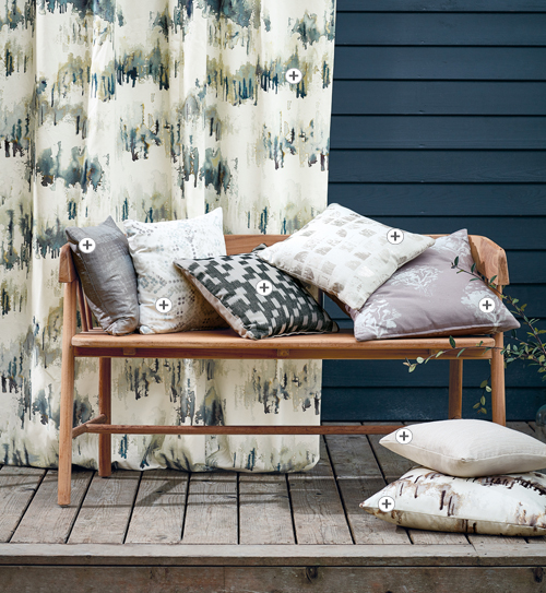 Villa Nova Norrland Prints Fabric Collection