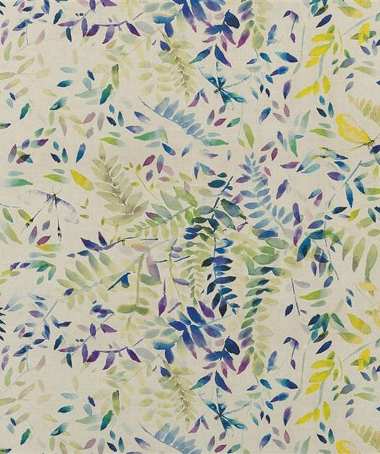 Designers Guild Majolica Fabric Collection Zaffera