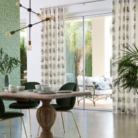 Custom Made Double Pinch Pleat Curtains available at McKenzie & Willis